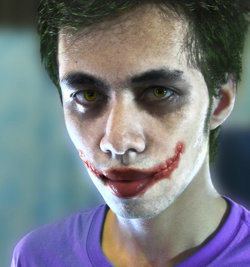 The Joker by SgtHK