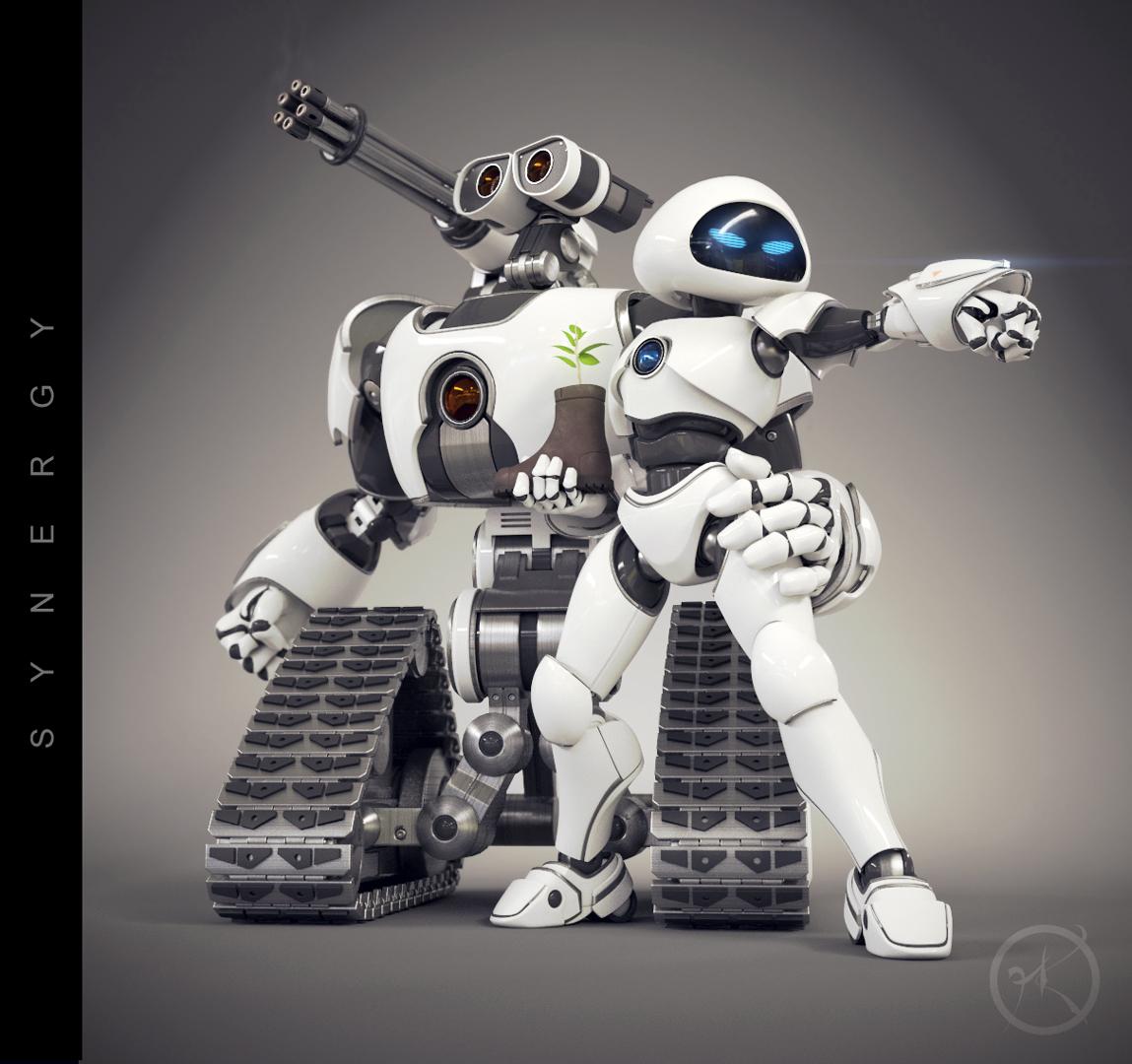 Ххх мультик роботом 1 фотография