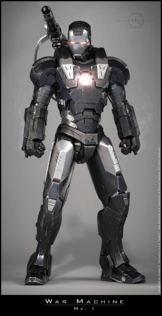 War Machine by SgtHK