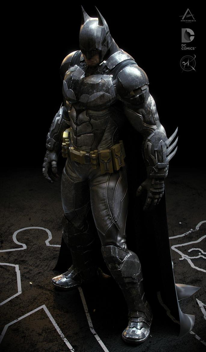 The Dark Knight 3 by SgtHK