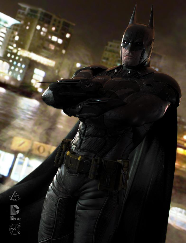 The Dark Knight 4 by SgtHK