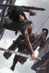 Mikasa: Blade and Thunder