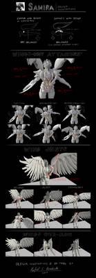 SAMIRA - Wing Design Illustrations