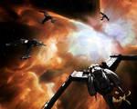 Terran Wraiths and a Nebula