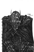 Berserker Armor- Berserk by gustavosasquatch