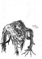 Blood Starved Beast by gustavosasquatch