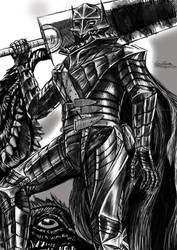 Berserker Armor by gustavosasquatch