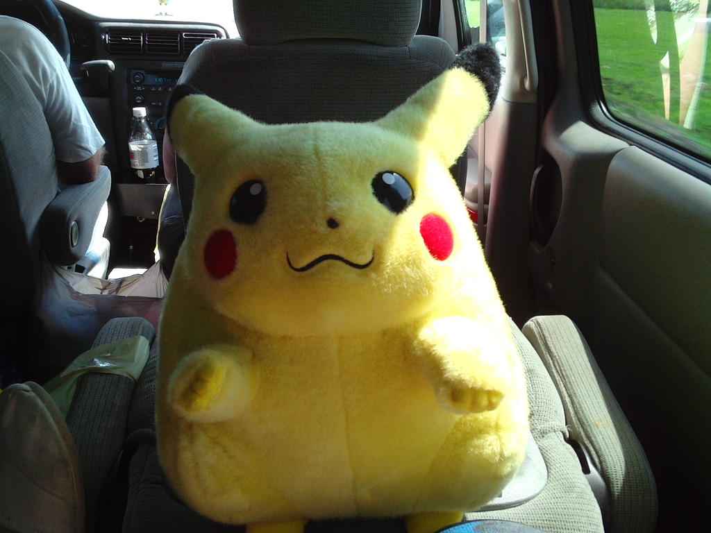 Pikachu! by LilAngel0913