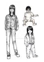 Aidan's Childhood