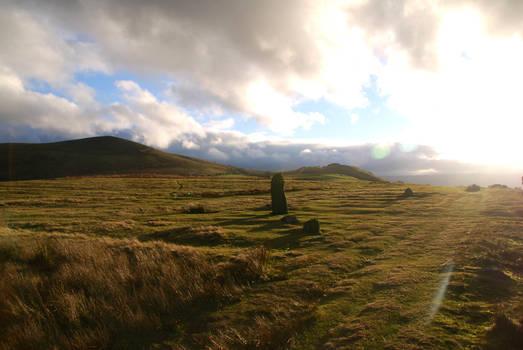 Mitchell's Fold Stone Circle 2