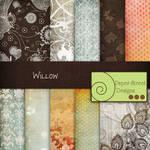 Willow-paper street designs