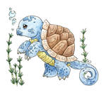 Squirtle by AnnaJ