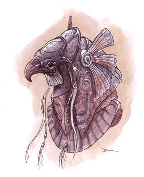 Stargate Horus Helmet