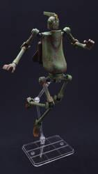 E.D.D.I the rusty robot