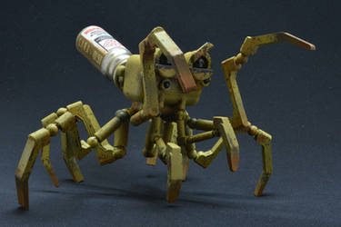 S.A.R.A. The rusty Spider