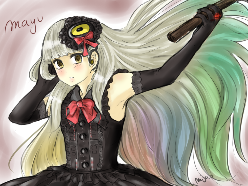 Mayu, vocaloid 3 by Misao02