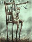 La silla abandonada