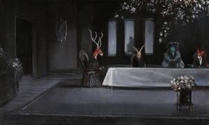 Animal Dinner by tboersner