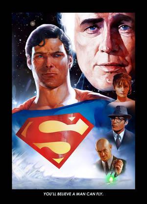 Superman by alexanderstojanov