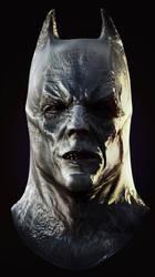 Zbrush4 Demon Bat bust