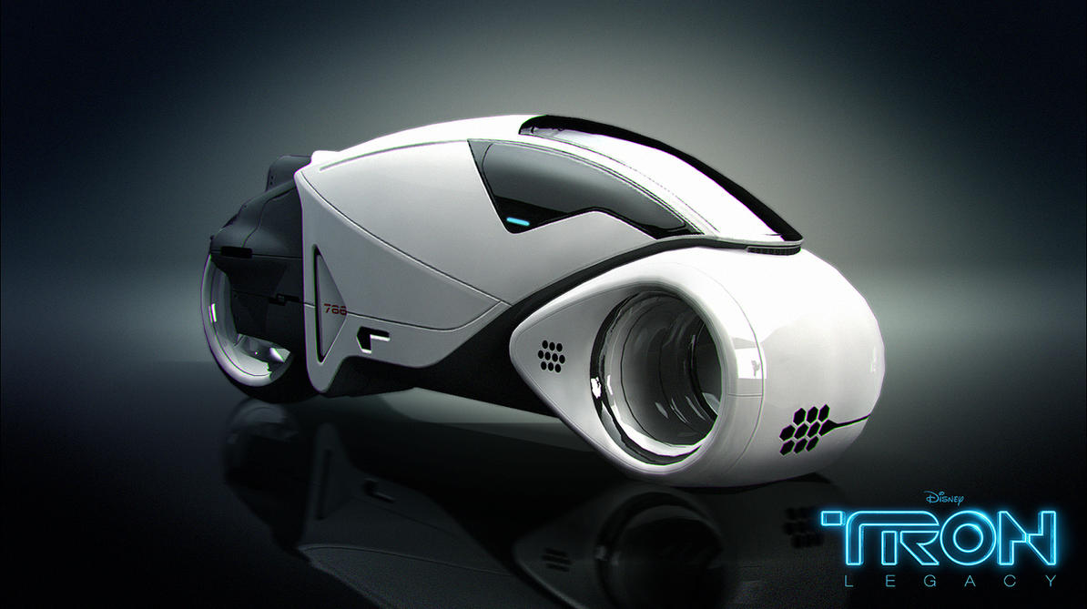 Tron Legacy Light Cycle By Alexanderstojanov On Deviantart