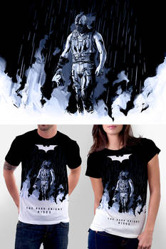 TDKR t-shirt contest entry 2