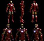 Iron Man mkVII