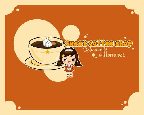 Sweet coffee shop 2