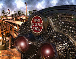 Turn to Clear Vision by creativemikey