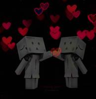 Sharing Heart by creativemikey