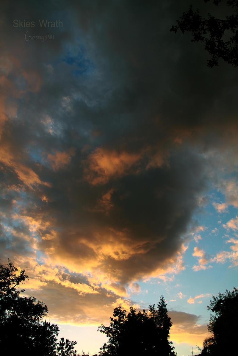 Skies Wrath by creativemikey