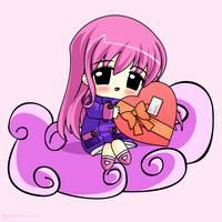Chibi Debby Valentines