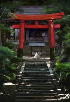 Asian Shrine