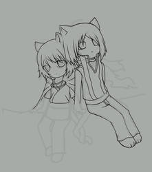 lamento chibis in progress by space957