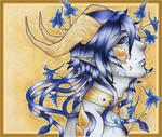 .:Venomous Gold:. by ReijiNoHana