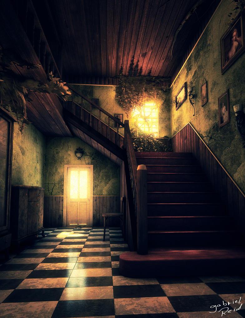 Forgotten Hall by GabrielReid