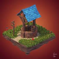 The Well by GabrielReid