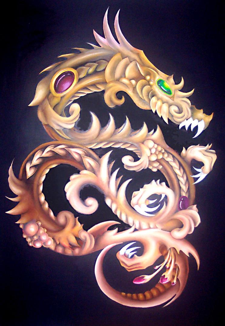 dragon jewels