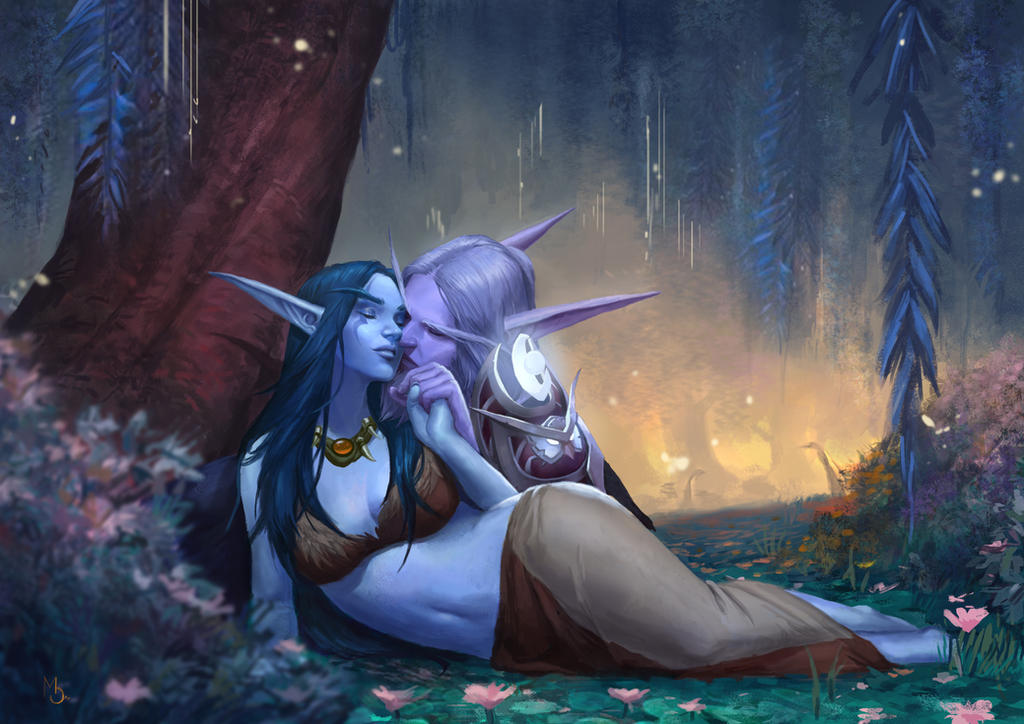 Night Elves Porn 49