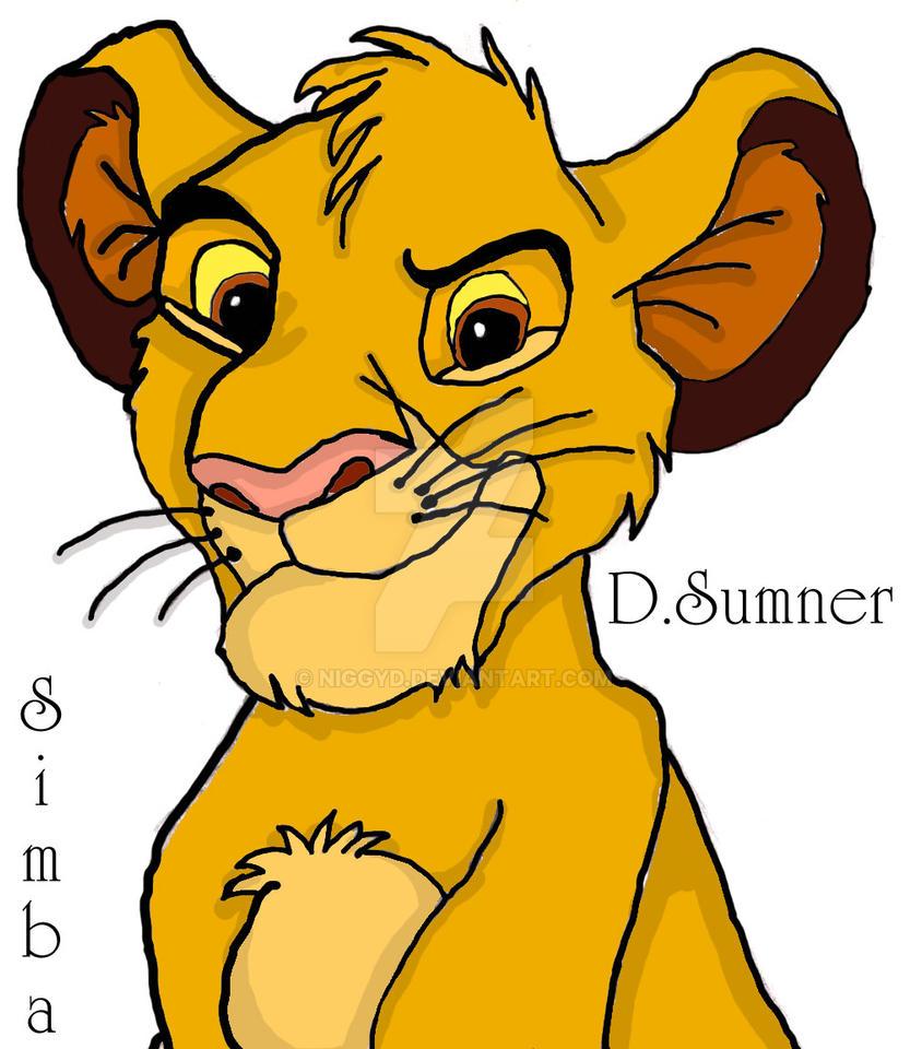 Simba by niggyd