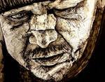Battered Man in Ink