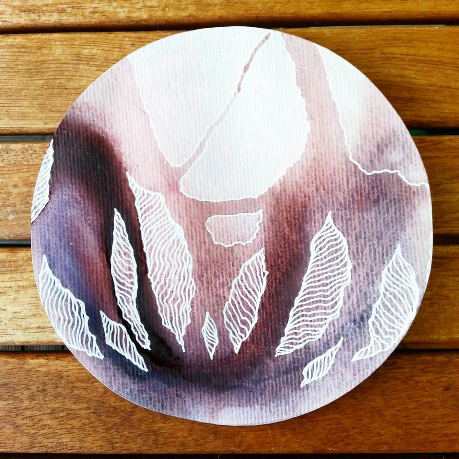Circular Abstract III by IsabelleMaria