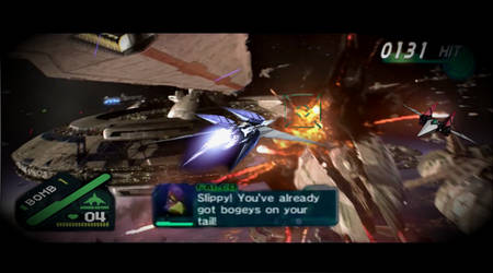 Star Fox Wii U by Zvarril