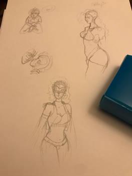 Arcana Doodles