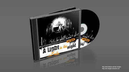 Cd cover 4 by solo-designer