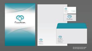 Corporate Id 05 by solo-designer
