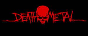Death Metal - logo