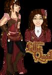 Lottie Quail: Librarian