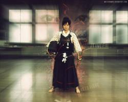 Kendo Sensei by matsurambo