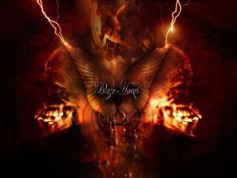 Blaze Angel by Anakaris